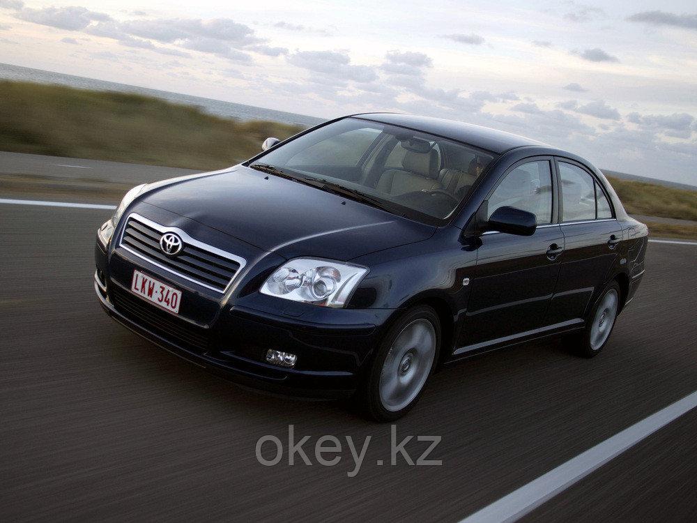 Тормозные колодки Kötl 3337KT для Toyota Avensis II седан (T25_) 2.0 VVT-i, 2003-2008 года выпуска.