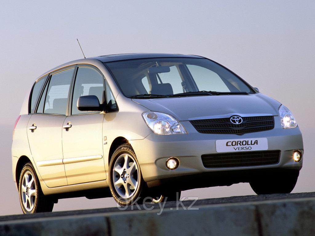 Тормозные колодки Kötl 3337KT для Toyota Corolla Verso I рестайлинг (ZDE12_, CDE12_) 2.0 D-4D, 2001-2004 года
