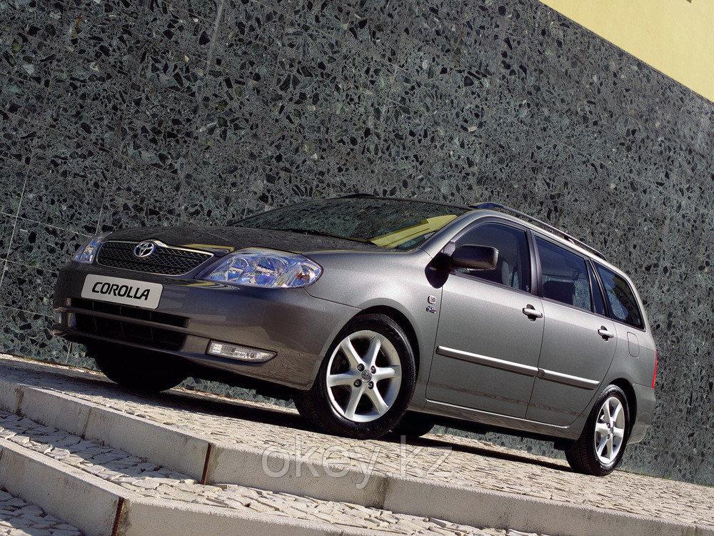 Тормозные колодки Kötl 3289KT для Toyota Corolla IX универсал (_E12J_, _E12T_) 1.4 VVT-i, 2002-2007 года