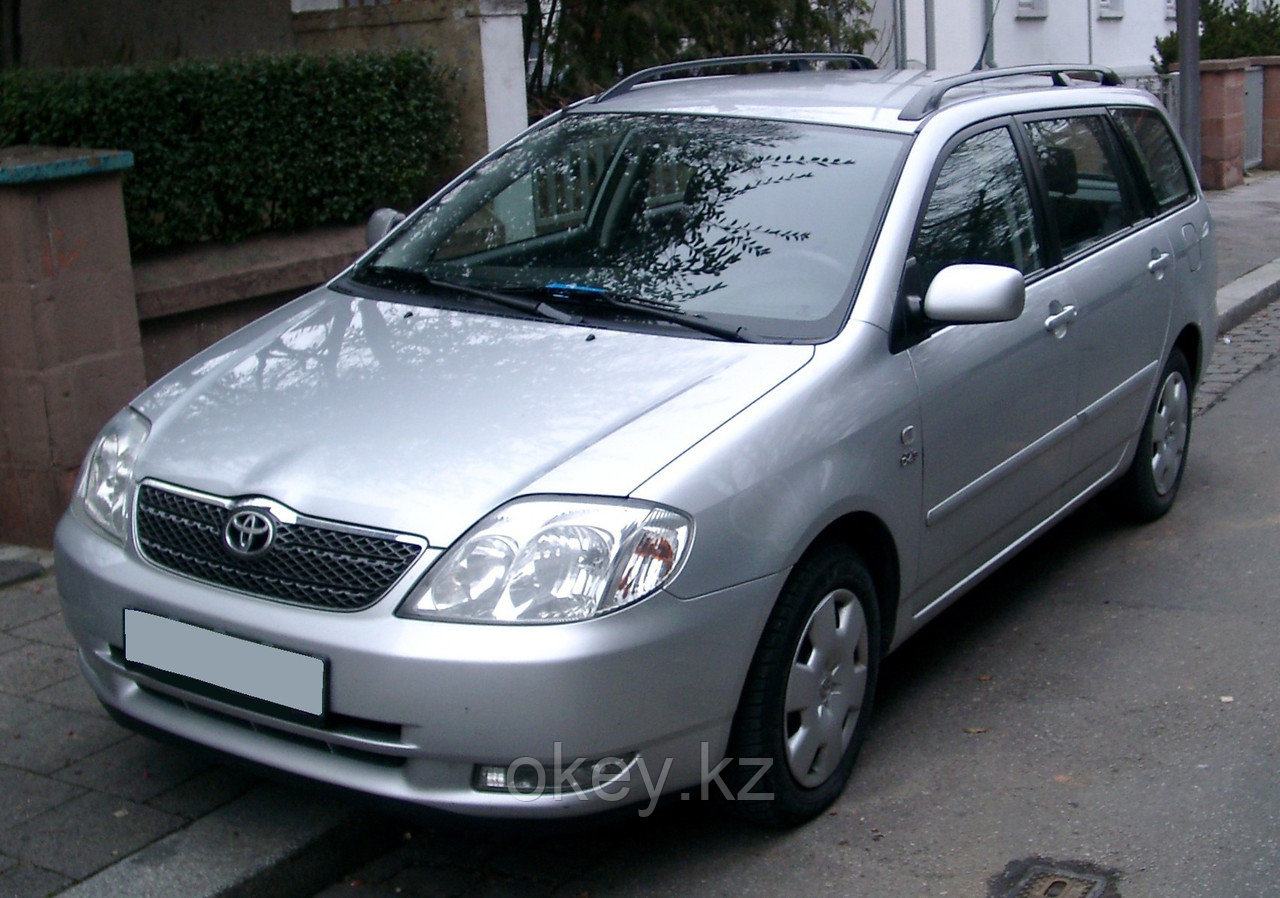 Тормозные колодки Kötl 3289KT для Toyota Corolla IX универсал (_E12J_, _E12T_) 1.4 D-4D, 2004-2007 года выпуска.
