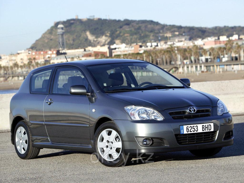Тормозные колодки Kötl 3289KT для Toyota Corolla IX хэтчбек (ZZE12_, NDE12_, ZDE12_) 1.4 VVT-i, 2002-2006 года выпуска.