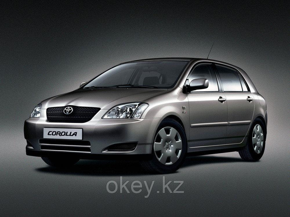 Тормозные колодки Kötl 3289KT для Toyota Corolla IX хэтчбек (ZZE12_, NDE12_, ZDE12_) 1.6 VVT-i, 2002-2006 года выпуска.