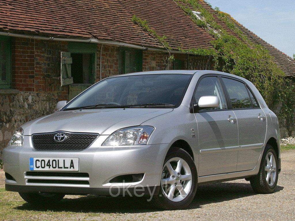 Тормозные колодки Kötl 3289KT для Toyota Corolla IX хэтчбек (ZZE12_, NDE12_, ZDE12_)  2.0 D-4D, 2003-2007 года выпуска.