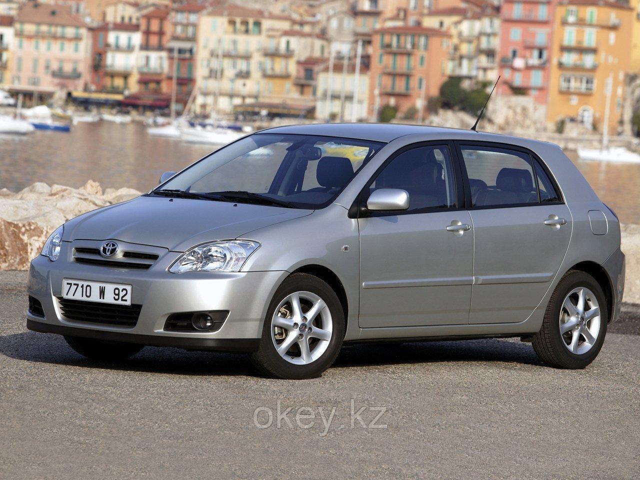 Тормозные колодки Kötl 3289KT для Toyota Corolla IX хэтчбек (ZZE12_, NDE12_, ZDE12_)  1.4 D, 2004-2007 года выпуска.