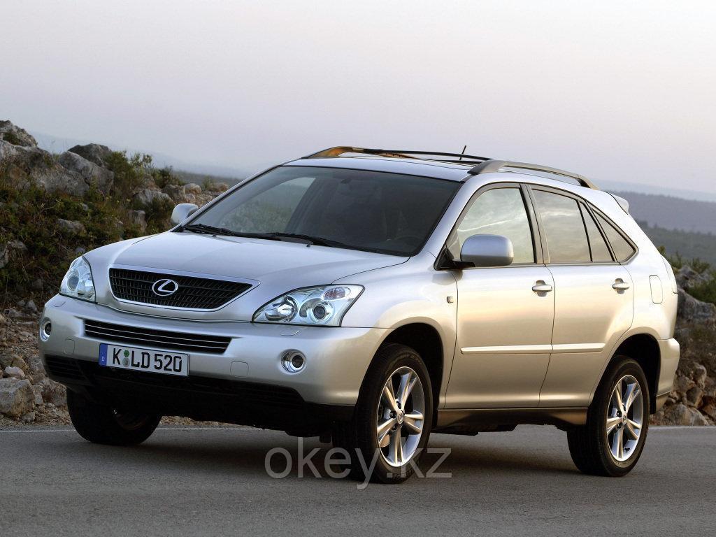Тормозные колодки Kötl 3339KT для Lexus RX II (MHU3_, GSU3_, MCU3_) 400h AWD, 2004-2008 года выпуска.
