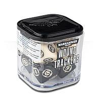 Wound Trackers (Кубики-счётчики ранений)