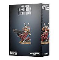 Blood Angels: Mephiston Lord of Death (Кровавые Ангелы: Мефистон Владыка Смерти)