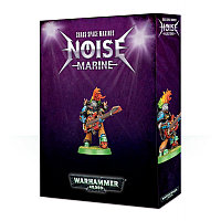 Chaos Space Marines: Noise Marine (Космодесант Хаоса: Шумный десантник)