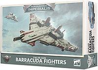 T'au Empire: Barracuda Fighter (Империя Т'ау: Истребитель Барракуда)
