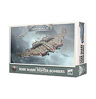 T'au Empire: Tiger Shark Fighter-Bombers (Империя Т'ау: Истребитель-Бомбардировщик Тигровая акула)