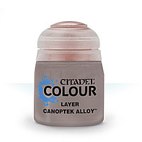 Layer: Canoptek Alloy (Слой: Каноптековый сплав). 12 мл.