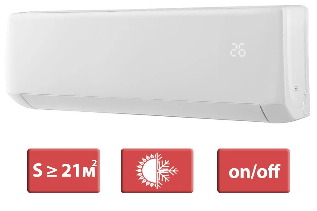 Кондиционер Gree: GWH28AAE серии Bora (без инсталляции) -85 м²
