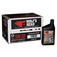 Моторное масло WOLF'S HEAD 5w30 оригинал США