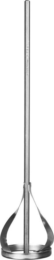 """Миксер для красок ЗУБР 80х400 мм, шестигранный хвостовик, серия """"Профессионал"""" (0602-08-40_z02)"""