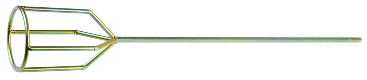 Миксер для гипсовых смесей и наливных полов STAYER 80х530 мм, шестигранный хвостовик (06035-08-53_z01)