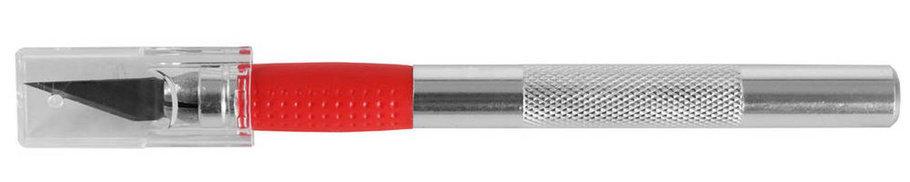 Нож перовой ЗУБР 6 шт. (09317), фото 2