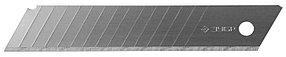 Лезвия ЗУБР 18 мм, 10шт., сегментированные (09721-18-10)