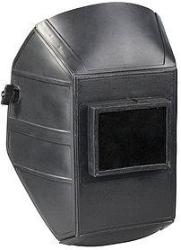 Щиток электросварщика 110 х 90 мм, спец. пластик (110802)