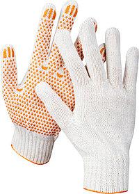 Перчатки трикотажные STAYER L-XL, 7 класс, трикотажные, защита от скольжения (11397-H10)