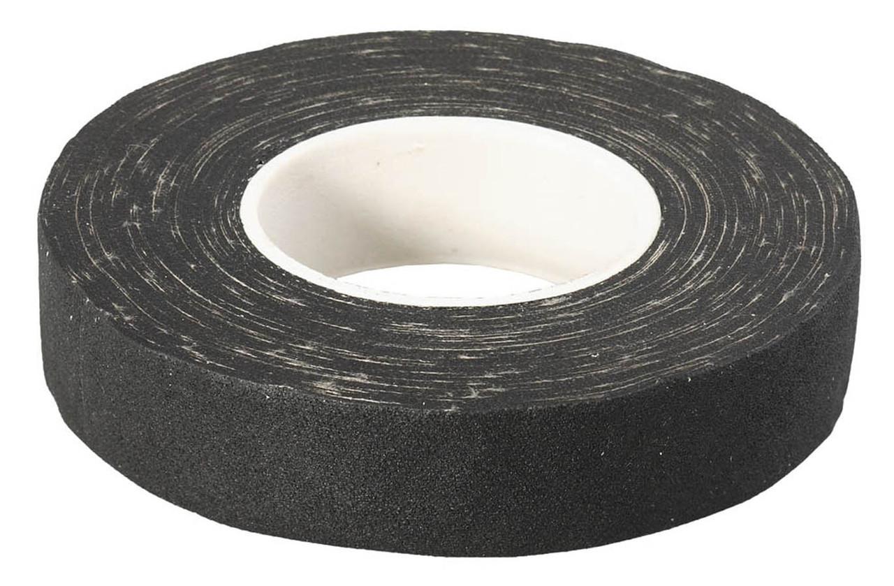 Изолента ЗУБР 18 мм х 15 м, на хлопчатобумажной основе, цвет черный (1231-19)