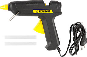 Пистолет термоклеящий в наборе STAYER 11 мм, 60 Вт (2-06801-60-11_z01)