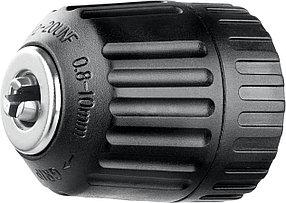 "Патрон для дрели STAYER 10 мм, 1/2"", быстрозажимной (29052-10-1/2)"