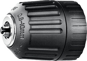 "Патрон для дрели STAYER 10 мм, 3/8"", быстрозажимной (29052-10-3/8)"