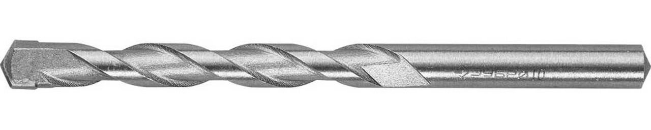 "Сверло по бетону ЗУБР 10 x 120 мм, цилиндрический хвостовик, серия ""Профессионал"" (29140-120-10_z01)"