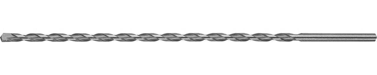 Сверло по бетону ЗУБР 8 x 300 мм, цилиндрический хвостовик (29140-300-08_z01)
