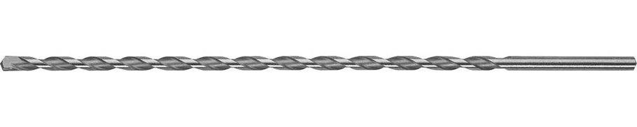 Сверло по бетону ЗУБР 8 x 300 мм, цилиндрический хвостовик (29140-300-08_z01), фото 2