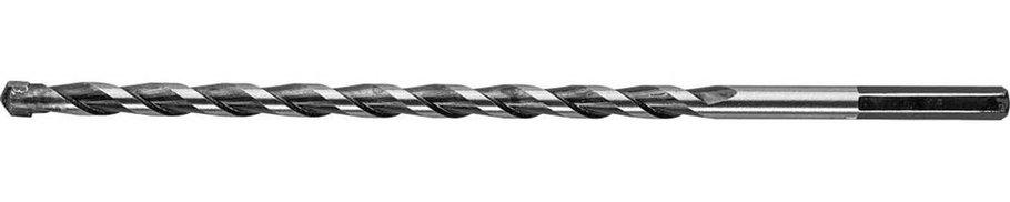 """Сверло по бетону ЗУБР 8 x 200 мм, шестигранный хвостовик, серия """"Профессионал"""" (2916-200-08), фото 2"""