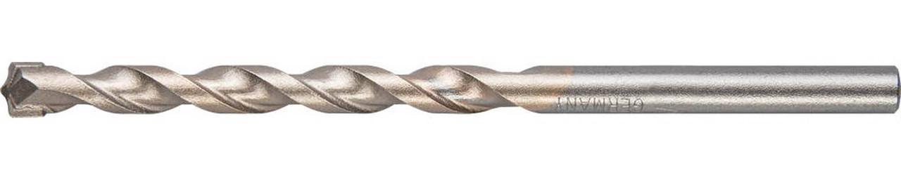 Сверло по бетону KRAFTOOL 5 х 85 мм, цилиндрический хвостовик, ударное (29165-085-05)