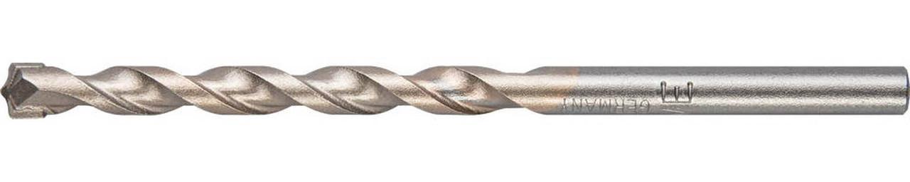 Сверло по бетону KRAFTOOL 6 х 100 мм, цилиндрический хвостовик, ударное (29165-100-06)