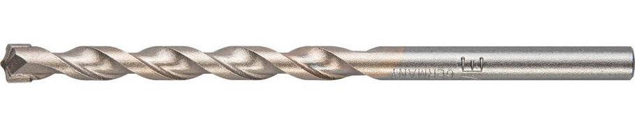 Сверло по бетону KRAFTOOL 6 х 100 мм, цилиндрический хвостовик, ударное (29165-100-06), фото 2