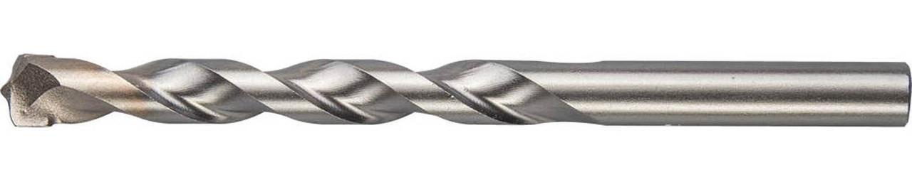 Сверло по бетону KRAFTOOL 8 х 120 мм, цилиндрический хвостовик, ударное (29165-120-08)