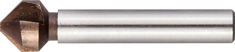 Зенкер конусный ЗУБР Ø 10,4 x 50 мм, для раззенковки М5 (29732-5)