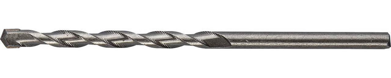 Сверло по бетону ЗУБР 4,0 х 100 мм, ударное (2922-100-04)