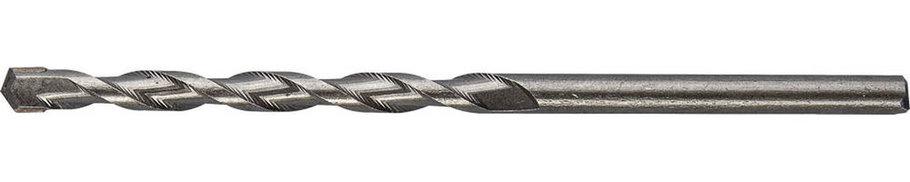 Сверло по бетону ЗУБР 4,0 х 100 мм, ударное (2922-100-04), фото 2