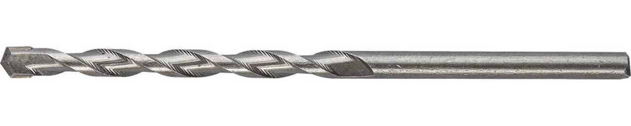 Сверло по бетону ЗУБР 5.0 х 100 мм, ударное (2922-100-05)