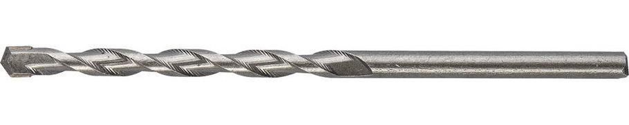 Сверло по бетону ЗУБР 5.0 х 100 мм, ударное (2922-100-05), фото 2