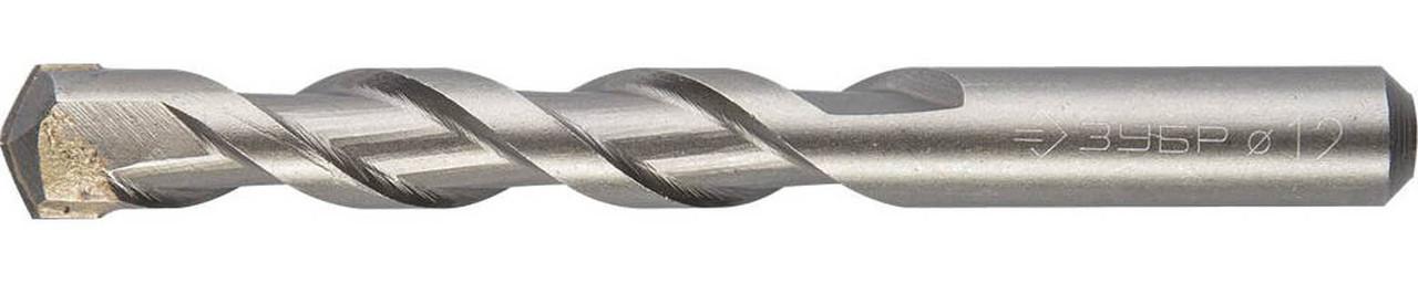 Сверло по бетону ЗУБР 12.0 х 110 мм, ударное (2922-110-12)