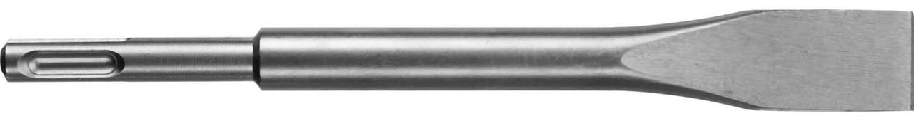 Зубило плоское СИБИН 20 x 200 мм, SDS-Plus (29242-20)