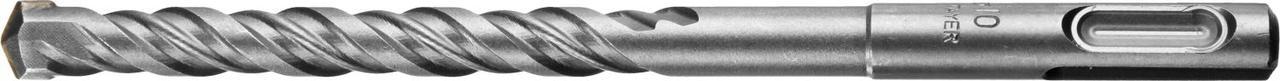 Бур по бетону STAYER 4 х 110 мм, SDS-Plus (29250-110-04)