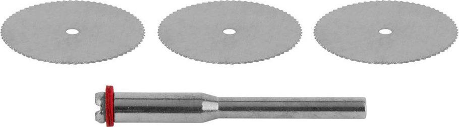 Круг отрезной по дереву, пластику STAYER 3 шт., из нержавеющей стали (29912-H3), фото 2