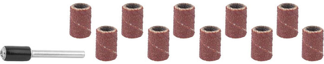 Цилиндр шлифовальный абразивный STAYER Ø 6,25 мм, с оправкой (29918-H10)