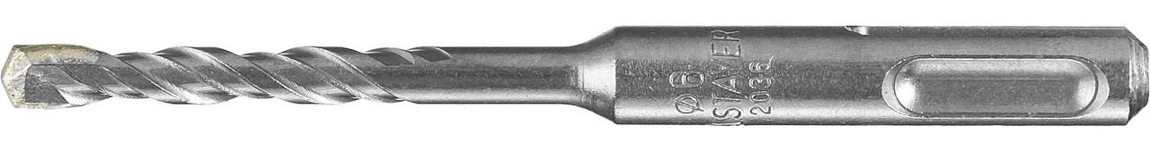 Бур по бетону STAYER 6 x 110 мм, SDS-Plus (2930-110-06_z01)
