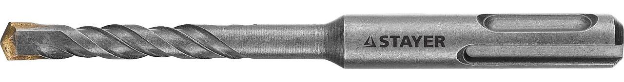 Бур по бетону STAYER 7 x 110 мм, SDS-Plus (2930-110-07_z01)