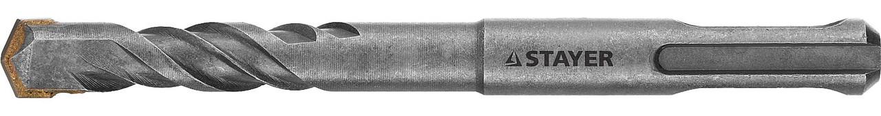 Бур по бетону STAYER 10 x 110 мм, SDS-Plus (2930-110-10_z01)