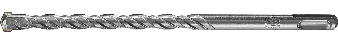 Бур по бетону STAYER 12 x 210 мм, SDS-Plus (2930-210-12_z01)