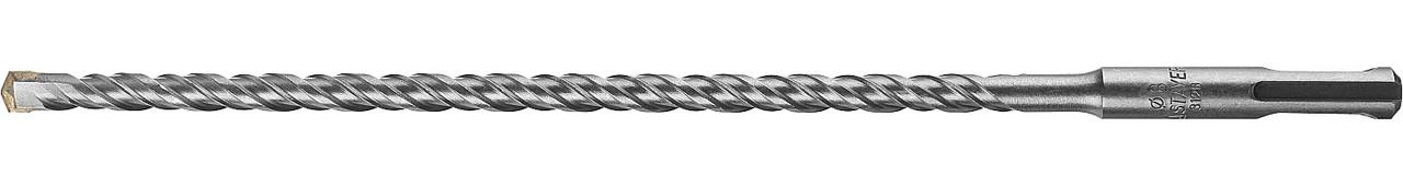 Бур по бетону STAYER 8 x 260 мм, SDS-Plus (2930-260-08_z01)